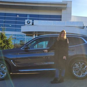 Suzanne S at Bobby Rahal BMW of South Hills