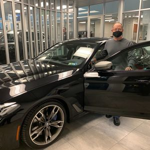 Anthony A at Bobby Rahal BMW of South Hills