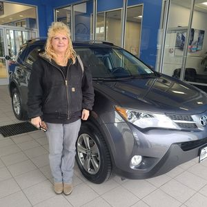 Dawn d at Williams Honda