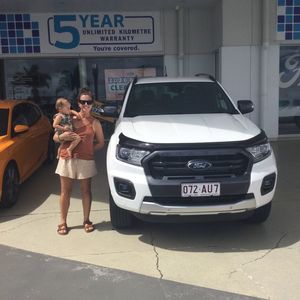 Gemma L at Coral Coast Ford
