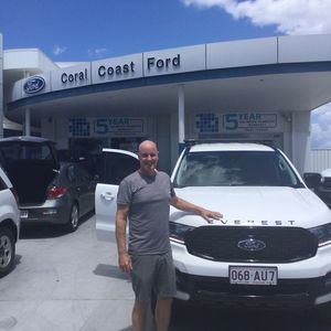Greg B at Coral Coast Ford