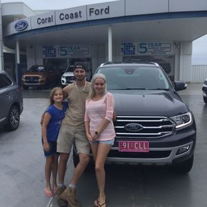 Crystal W at Coral Coast Ford