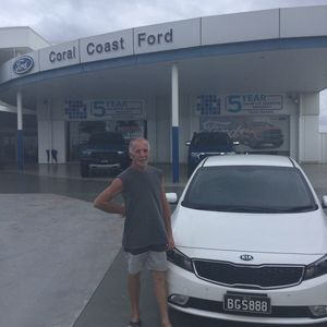 Barry S at Coral Coast Ford