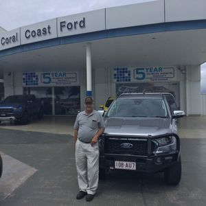Roy B at Coral Coast Ford