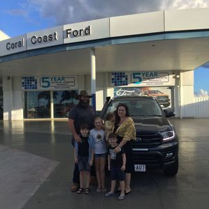 Cameron B at Coral Coast Ford