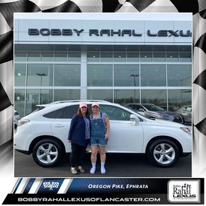 Zelie H at Bobby Rahal Lexus of Lancaster County