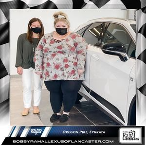 Kristy D at Bobby Rahal Lexus of Lancaster County