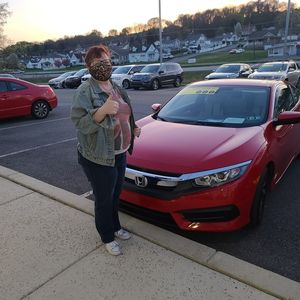 Bess D at Altoona Honda