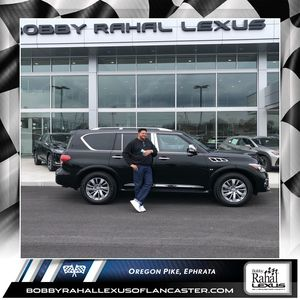 Mr. JW at Bobby Rahal Lexus of Lancaster County