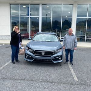 Cathy S. at Altoona Honda