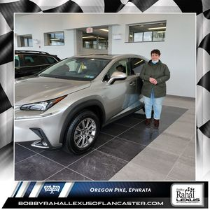 Audrey L at Bobby Rahal Lexus of Lancaster County