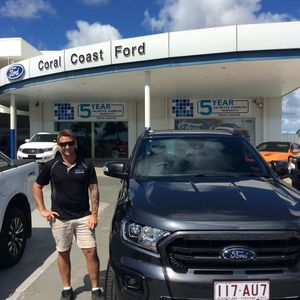 Casey F at Coral Coast Ford