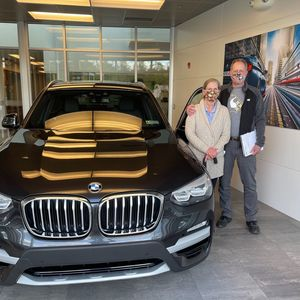 Jack S. at Bobby Rahal BMW of South Hills