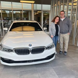 Genna E at Bobby Rahal BMW of South Hills