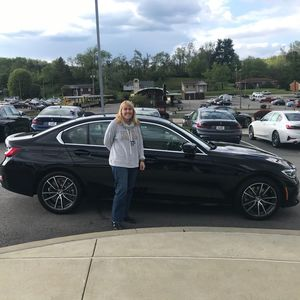 Janell L at Bobby Rahal BMW of South Hills