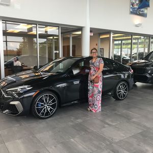 Maria C at Bobby Rahal BMW of South Hills